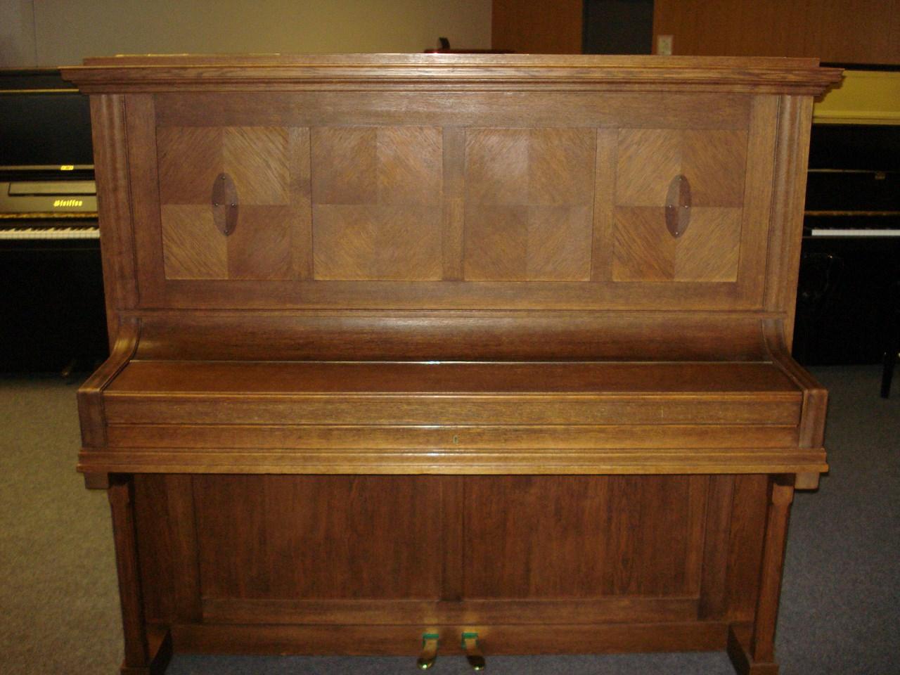 Pfeiffer pianos modell 148 eiche gebeizt for Eiche gebeizt